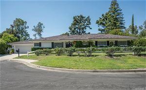 Photo of 4043 CONTERA Road, Encino, CA 91436 (MLS # SR19233128)