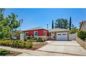 Photo of 17728 RHODA Street, Encino, CA 91316 (MLS # SR19026129)