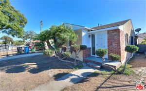 Photo of 706 West SPRUCE Avenue, Inglewood, CA 90301 (MLS # 18411130)