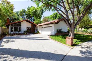 Photo of 2085 ROSEBAY Street, Westlake Village, CA 91361 (MLS # 218009130)