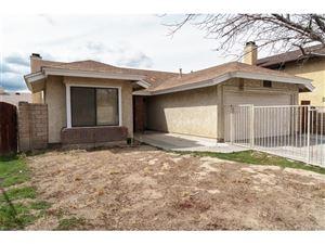 Photo of 36913 TOBIRA Drive, Palmdale, CA 93550 (MLS # SR18063130)