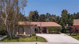 Photo of 2117 BASSWOOD Court, Westlake Village, CA 91361 (MLS # 218012131)