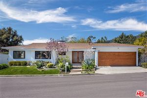 Photo of 1287 CASIANO Road, Los Angeles , CA 90049 (MLS # 19467132)