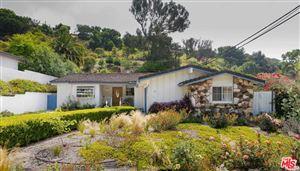 Photo of 834 JACON Way, Pacific Palisades, CA 90272 (MLS # 19488132)