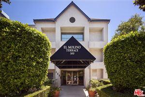 Photo of 300 North EL MOLINO Avenue #202, Pasadena, CA 91101 (MLS # 18345134)