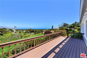 Photo of 6722 DUME Drive, Malibu, CA 90265 (MLS # 19506134)