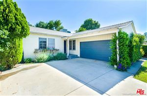 Photo of 17626 DELANO Street, Encino, CA 91316 (MLS # 18342136)