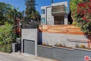 Photo of 3843 CLAYTON Avenue, Los Angeles , CA 90027 (MLS # 18398136)