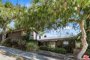 Photo of 375 CANYON VISTA Drive, Los Angeles , CA 90065 (MLS # 19516136)