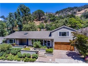 Photo of 3352 LONGRIDGE Avenue, Sherman Oaks, CA 91423 (MLS # SR18145136)