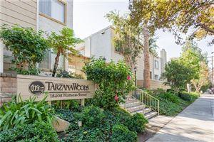 Photo of 18408 HATTERAS Street #16, Tarzana, CA 91356 (MLS # SR19265136)