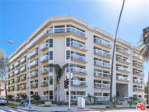Photo of 801 OCEAN Avenue #603, Santa Monica, CA 90403 (MLS # 18335138)
