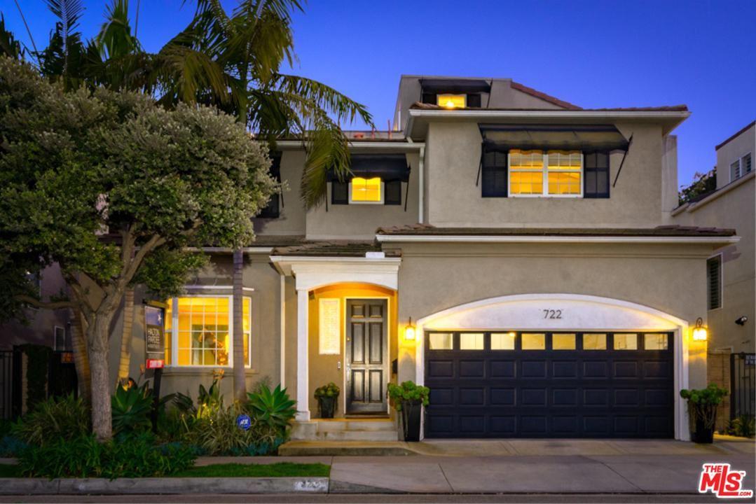 Photo of 722 OXFORD Avenue, Venice, CA 90292 (MLS # 20548138)