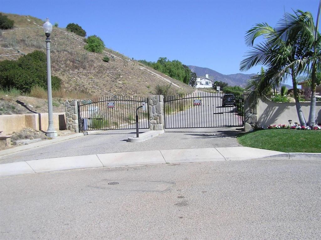 Photo for MONTCLAIR Drive, Santa Paula, CA 93060 (MLS # 217012138)