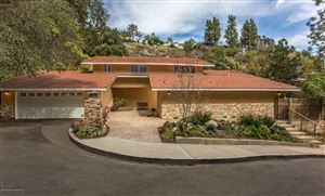 Photo of 3160 GLENCREST Drive, Glendale, CA 91208 (MLS # 818001139)