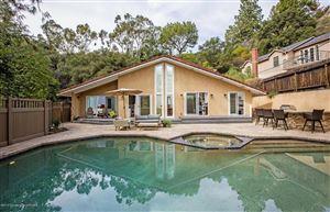 Tiny photo for 3160 GLENCREST Drive, Glendale, CA 91208 (MLS # 818001139)