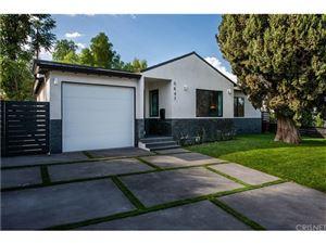 Photo of 5843 BALCOM Avenue, Encino, CA 91316 (MLS # SR18249139)