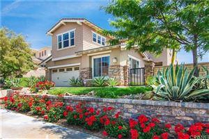 Photo of 28710 IRON VILLAGE Drive, Valencia, CA 91354 (MLS # SR19106139)