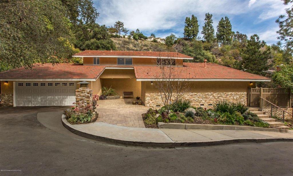 Photo for 3160 GLENCREST Drive, Glendale, CA 91208 (MLS # 818001139)