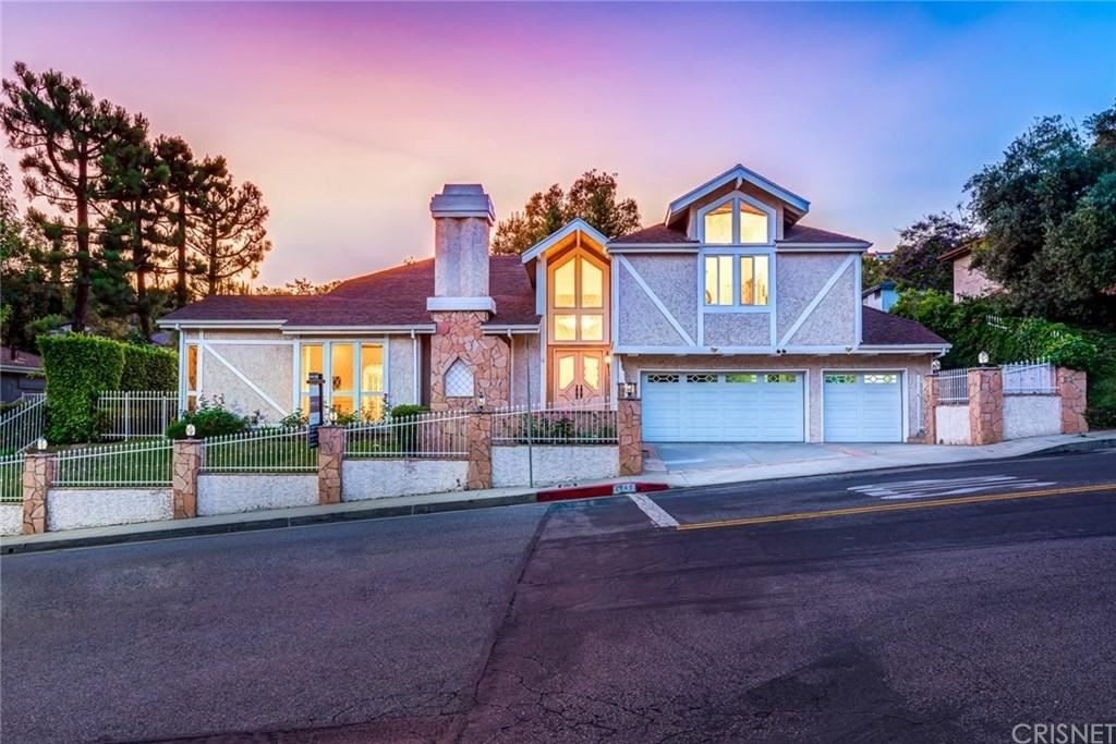 Photo for 2949 DEEP CANYON Drive, Beverly Hills, CA 90210 (MLS # SR19181139)