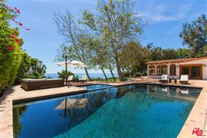 Photo of 32752 PACIFIC COAST Highway, Malibu, CA 90265 (MLS # 18351140)