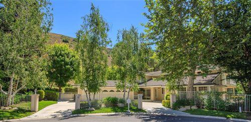 Photo of 4098 SKELTON CANYON Circle, Westlake Village, CA 91362 (MLS # 219010140)