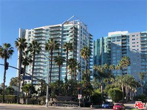 Photo of 13600 MARINA POINTE Drive #PH4, Marina Del Rey, CA 90292 (MLS # 18326142)