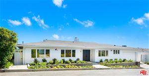 Photo of 1216 LAS PULGAS Road, Pacific Palisades, CA 90272 (MLS # 18390142)