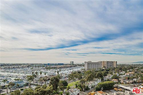 Photo of 13700 MARINA POINTE Drive #1616, Marina Del Rey, CA 90292 (MLS # 20557142)