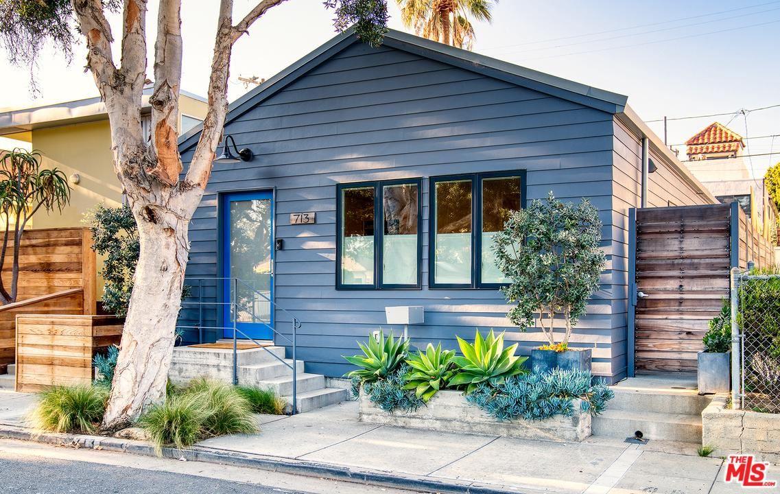 Photo of 713 OZONE Street, Santa Monica, CA 90405 (MLS # 20556142)