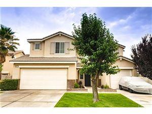 Photo of 38119 AIDEA Street, Palmdale, CA 93552 (MLS # SR18170143)
