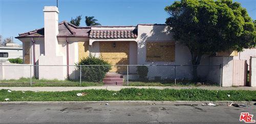 Photo of 1860 West 64TH Street, Los Angeles , CA 90047 (MLS # 20559144)