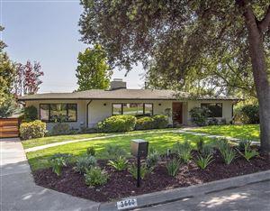 Photo of 3660 GREENHILL Road, Pasadena, CA 91107 (MLS # 818004144)