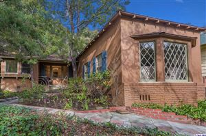 Photo of 2801 East CHEVY CHASE Drive, Glendale, CA 91206 (MLS # 319000145)
