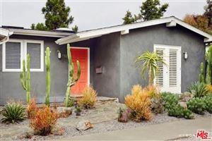 Photo of 527 North LAS CASAS Avenue, Pacific Palisades, CA 90272 (MLS # 18333146)