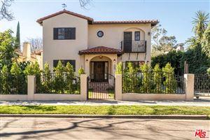 Photo of 733 North CITRUS Avenue, Los Angeles , CA 90038 (MLS # 19423146)
