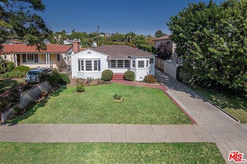 Photo of 845 HARVARD Street, Santa Monica, CA 90403 (MLS # 19519146)