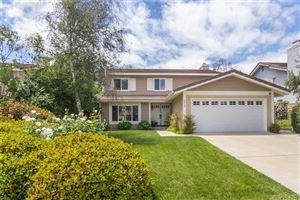 Photo of 6829 CASTLE PEAK Drive, West Hills, CA 91307 (MLS # SR19137148)