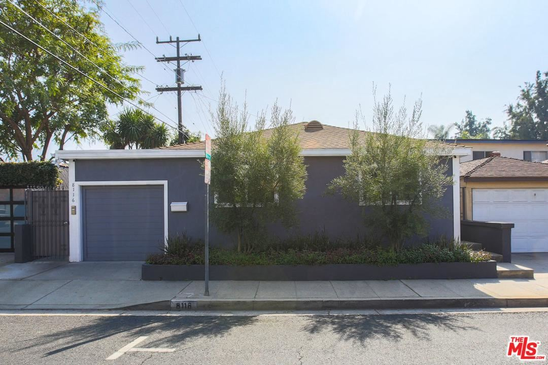 Photo of 8116 ROMAINE Street, West Hollywood, CA 90046 (MLS # 20558148)