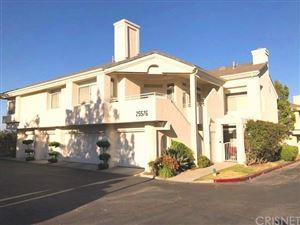 Photo of 25576 HEMINGWAY Avenue #D, Stevenson Ranch, CA 91381 (MLS # SR18106149)