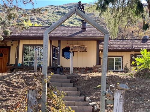 Photo of 9350 LOST VALLEY RANCH Road, Leona Valley, CA 93551 (MLS # SR19271149)