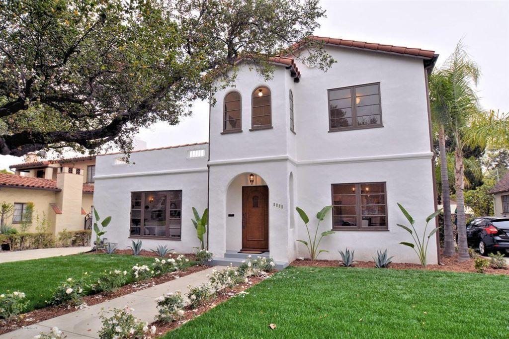 Photo for 2222 East ORANGE GROVE Boulevard, Pasadena, CA 91104 (MLS # 818001149)