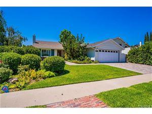 Photo of 5827 DOVETAIL Drive, Agoura Hills, CA 91301 (MLS # SR18191150)