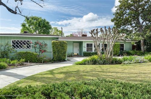 Photo of 3680 NEW HAVEN Road, Pasadena, CA 91107 (MLS # 820001151)