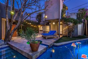 Photo of 8712 ASHCROFT Avenue, West Hollywood, CA 90048 (MLS # 18305152)