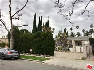 Photo of 221 South OAKHURST Drive, Beverly Hills, CA 90212 (MLS # 19443152)