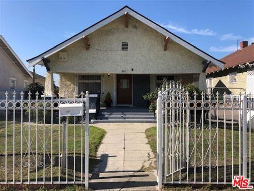 Photo of 5011 South BUDLONG Avenue, Los Angeles , CA 90037 (MLS # 19535152)