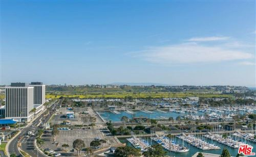 Photo of 13600 MARINA POINTE Drive #1506, Marina Del Rey, CA 90292 (MLS # 20557152)