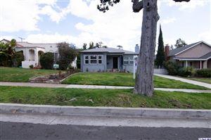 Photo of 3516 LAS PALMAS Avenue, Glendale, CA 91208 (MLS # 319001152)
