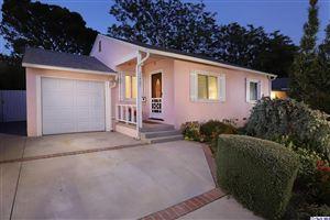 Photo of 17407 BURMA Street, Encino, CA 91316 (MLS # 318004153)